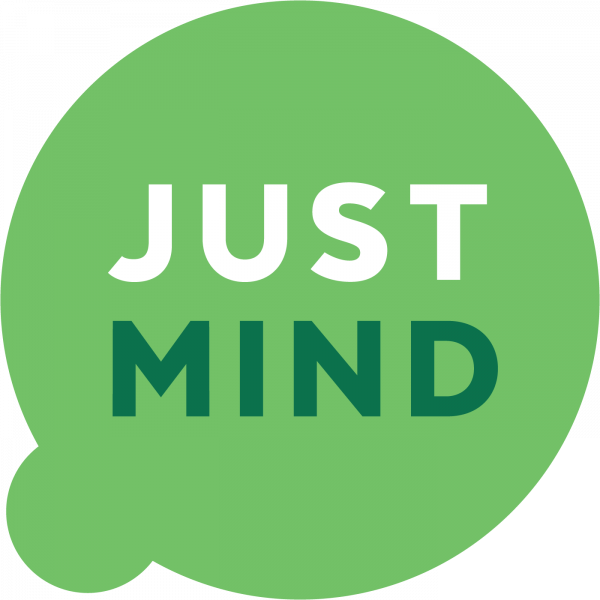 just mind logo