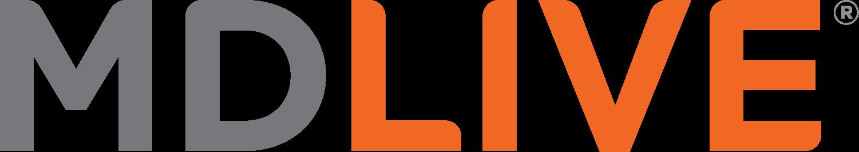 mdlive logo